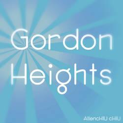 Gordon Heights Font