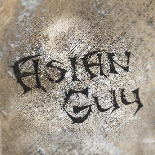 Asian Guy Font