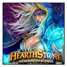 Logo Hearthstone Icon by FoxFray
