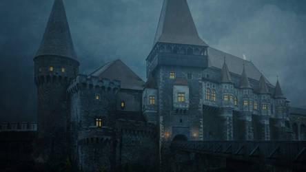 Schloss by HerrAuenland