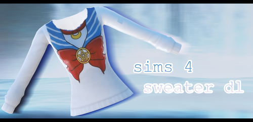 Moon sweater