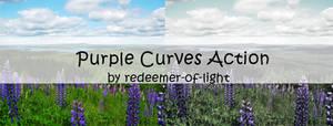 Purple Curves actions