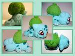 Bulbasaur by AyumiNoon