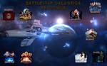 Battlestar Galactica Icon Pack