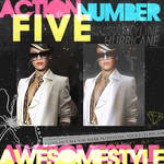 action number 5 by awesomestyle