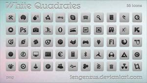 White Quadrates