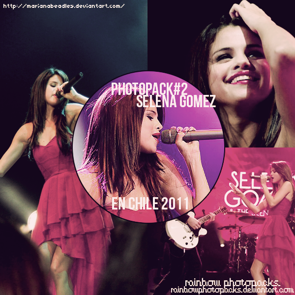+SelenaEnChile (2011) by MarianaBeadles