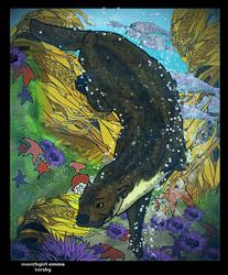 otters garden