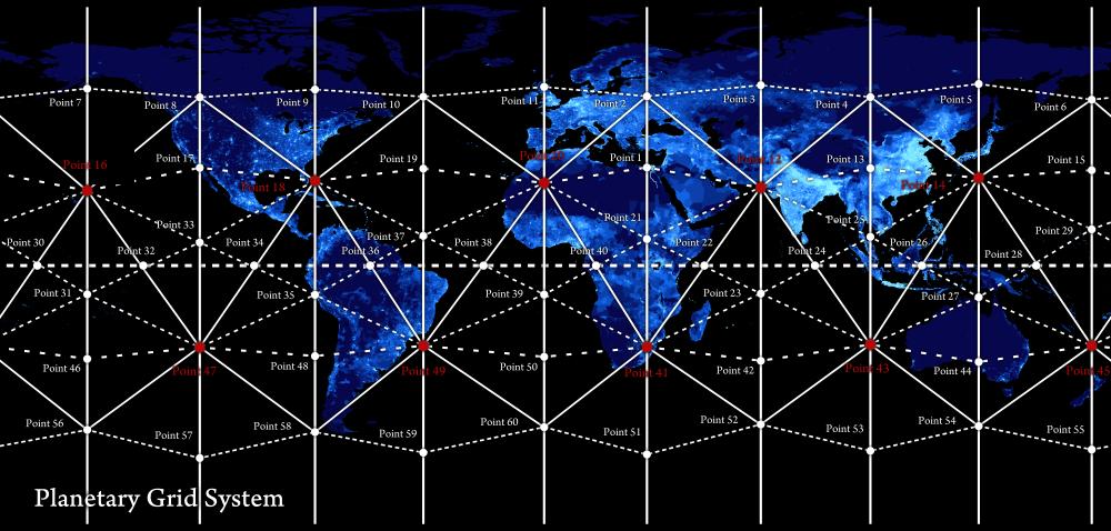 Google Earth Ley Lines Kml