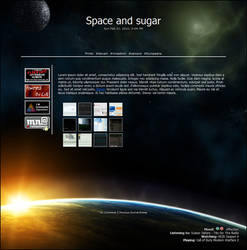 Space And Sugar