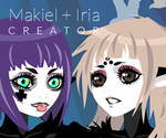 Makiel + Iria - Creator