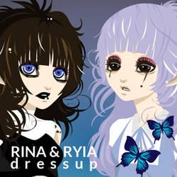 Rina+Ryia - Alpha