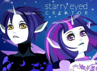 Starry eyed creator by designlover-jenna
