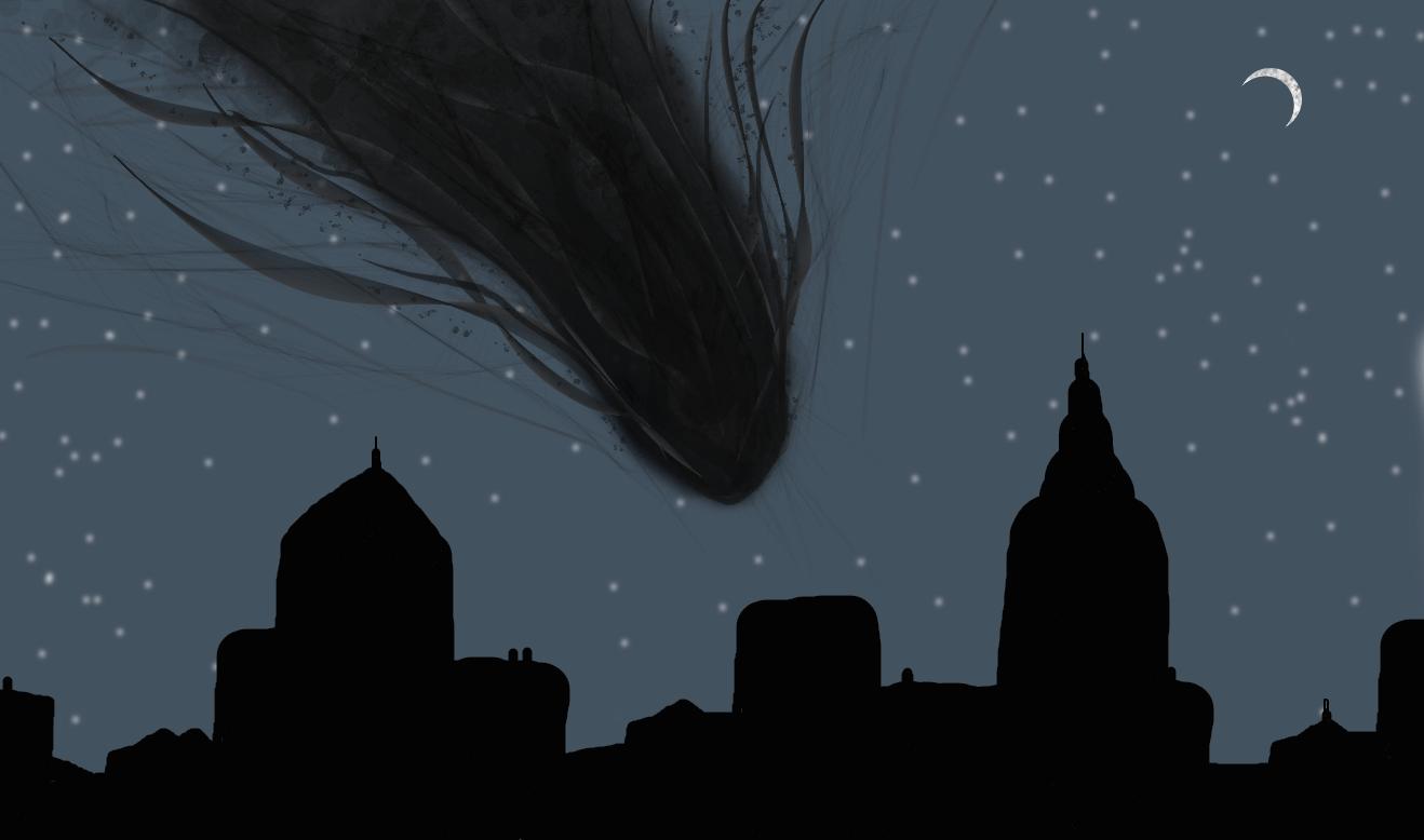 The Shining Dark by GwillaTheDragon