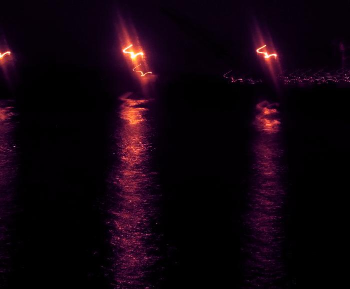 Shining In The Dark of Night by GwillaTheDragon