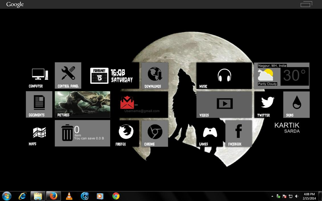 Night of the Werewolf by Kartik786