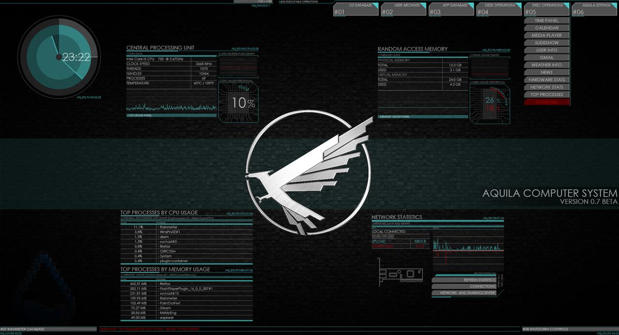 Aquila Version 0.7_BETA by Freaky333