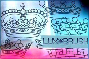 Royal Crown - Image Pack by luxbella