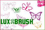 Mariposa - Brushes