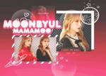 Moonbyul (MAMAMOO - PAINT ME) /  / PNG PACK #6