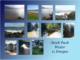 Stock Pack - Water - Rivers