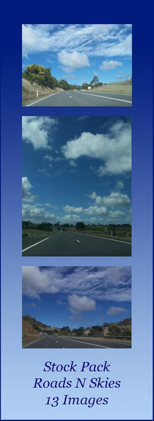 Stock Pack - Roads N Paths 2