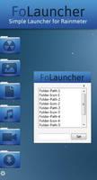 FoLauchner - Simple Launcher for Rainmeter