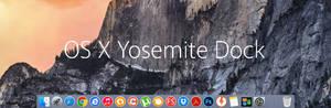 OS X Yosemite Dock