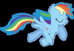 .:Vector:. Rainbow Dash