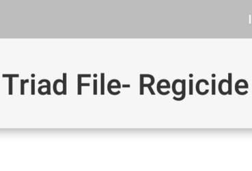 Triad File- Regicide