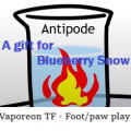 Antipode (Gift story to Blueberry Snow)
