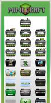 Colorflow Minecraft Folders