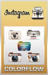 Colorflow Instagram Folders