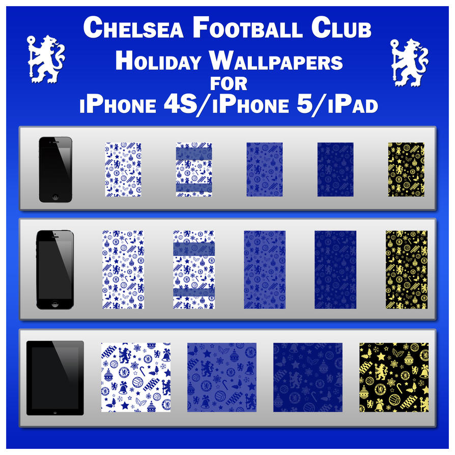 Chelsea holiday wallpaper iphone 4s 5 and ipad by for Wallpaper home iphone 4s