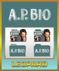 Leopard A.P. Bio Folders