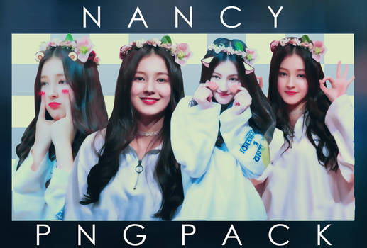 Nancy Png Pack