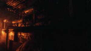Metro Exodus Boiler room Rainwallpaper