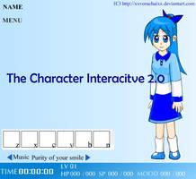 The Character Interactive 2.0 by xxvorachaixx