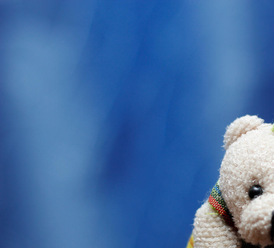 Teddy Bear Wallpapers By Blue Wallpaper