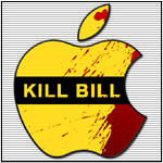 Apple KILL BILL - Icon by iFab