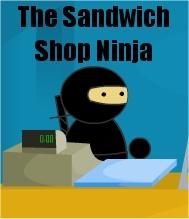 Sandwich Shop Ninja by MCBooga