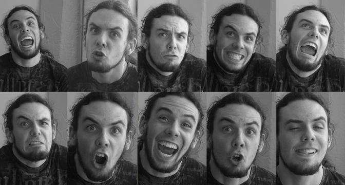Harry Expression Pack Derp by KCretcher