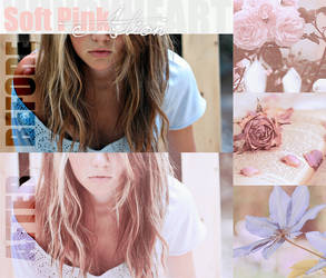Soft Pink Action