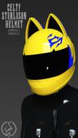 FREEBIE Celty Sturluson Helmet (Genesis 3)