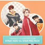 PNG #1 - Stray Kids 10+ STAR