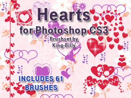 Hearts by King-Billy