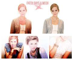 Eigth days a week psd. by simpleestyle