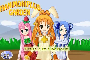 HaniMoniPlus Garden GameDemo - Gift to my Watchers by RJAcelite
