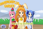 HaniMoniPlus Garden GameDemo - Gift to my Watchers by RJAce1014