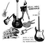 rocknroll_by_ilargi-stock